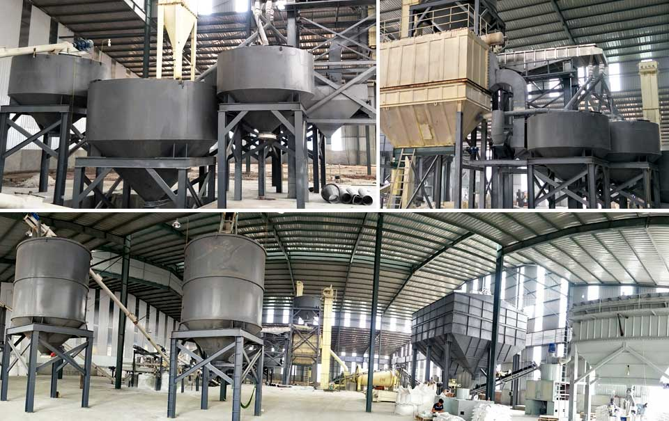 40,000TPY Barite Grinding Plant in Iran